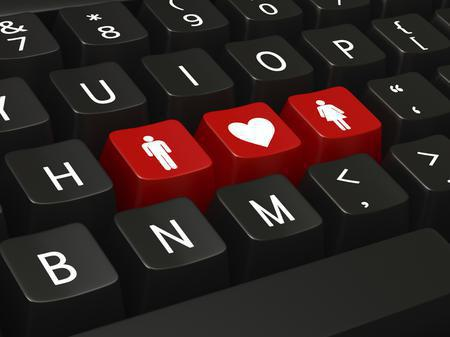 flirting online